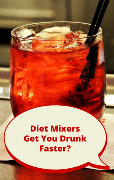 The Doctors: Do Diet Mixers Make Alcohol Stronger?