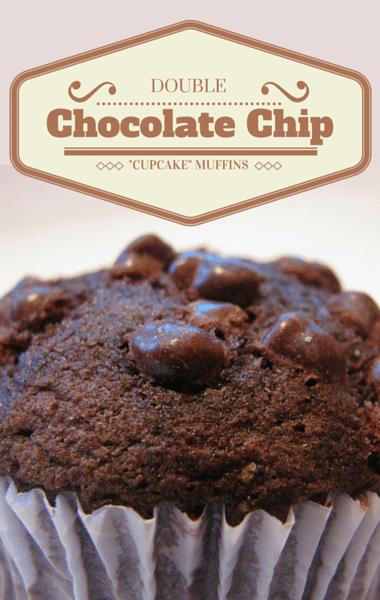 Rachael Ray: Double Chocolate Chip Muffins + Buffalo Steaks