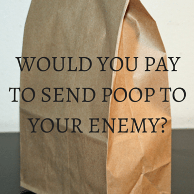 Drs: Would You Send Poop To Your Enemy? + 'Prescription Thugs'