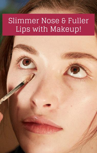 Drs: Fuller Lips, Slimmer Nose With Makeup + Struck By Lightning