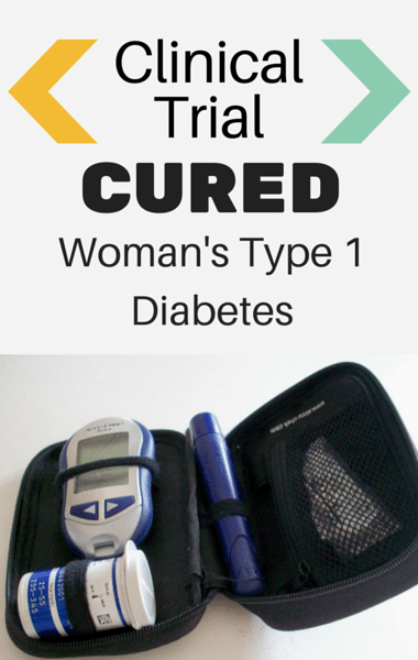 Drs: Type 1 Diabetes Cure + Time At The Gym To Burn Off Food