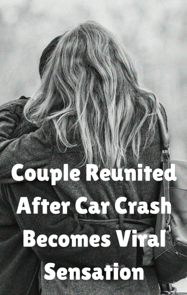 The Doctors: Viral Photo Of Couple Reuniting After Car Crash