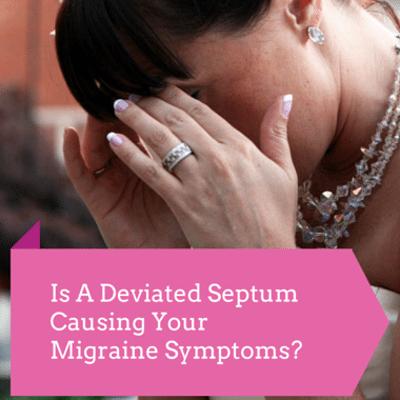 The Doctors: Migraine Symptoms A Result Of Deviated Septum