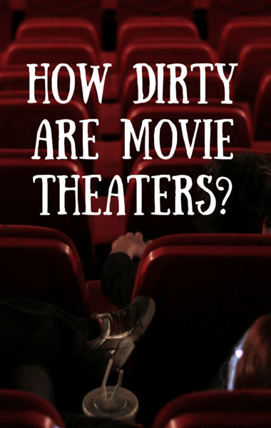Drs: Movie Theater Germs + College Freshman Fitness Trackers