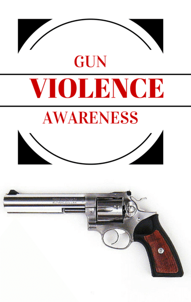 Drs: Gun Violence Awareness + Unexpected Sources Of Mold