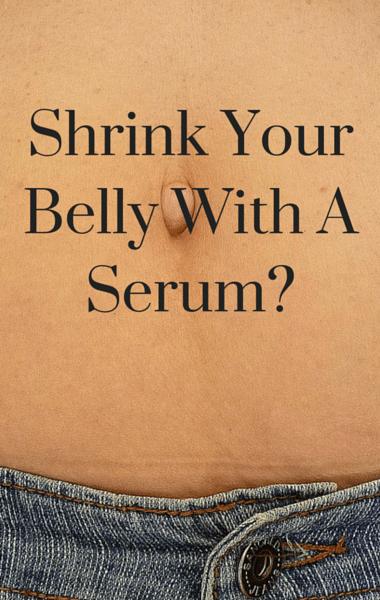 Drs: Tummy-Shrinking Serum + Profound Fix For Saggy Jowls