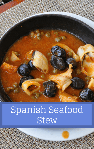 The Chew: Spanish Seafood Stew + Coddled Eggs With Spinach