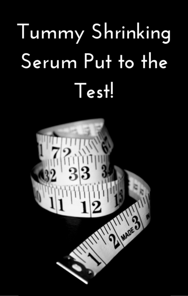 The Drs: Serum To Shrink Love Handles + Chewable Coffee