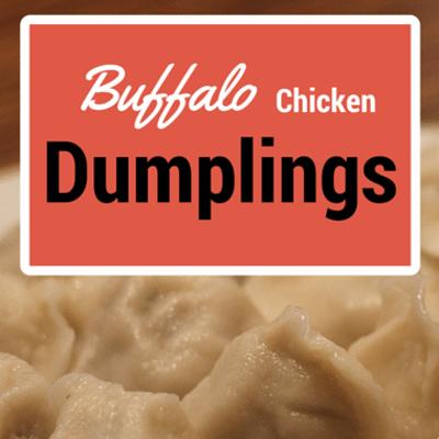Rachael Ray: 2-Ingredient Desserts + Buffalo Chicken Dumplings