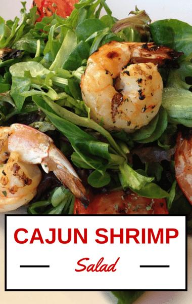 The Chew: Cajun Shrimp Salad + Chicken With Avgolemono Sauce
