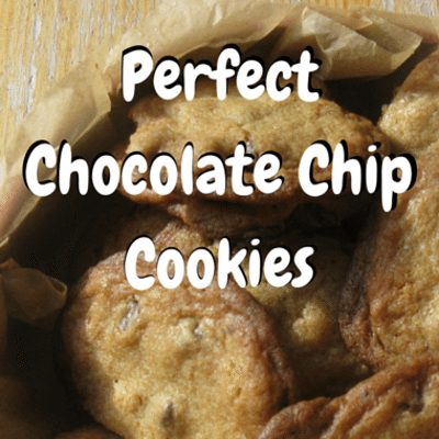 The Chew: Chocolate Chip Cookies + Chocolate Hazelnut Crepes