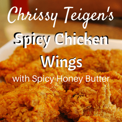 The Chew Family Style Meals Fried Chicken Wings