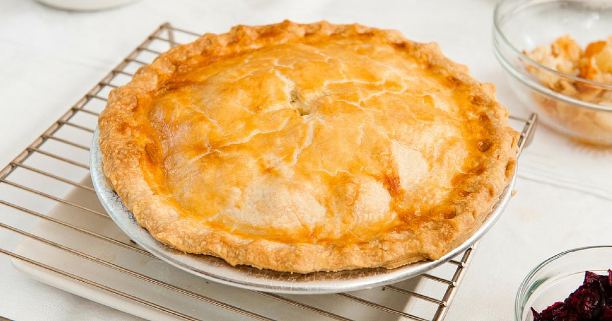 The Chew: Curry Chicken Pot Pie + Butternut Squash Mac ...