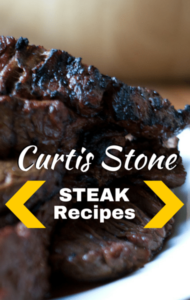 Rachael Ray: Curtis Stone Steak Recipes + Old Bay Burgers