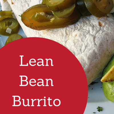 The Drs: Guilt-Free Mexican Food + Lean Bean Burritos Recipe