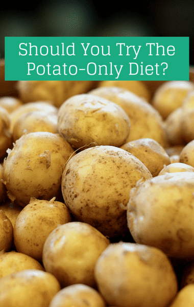 The Drs: Potato-Only Diet + Update After Skin Removal Surgery