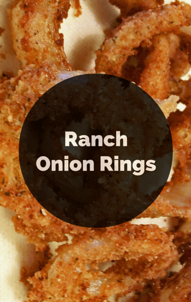 The Chew: Burgers & Ranch Onion Rings + Chocolate Twists