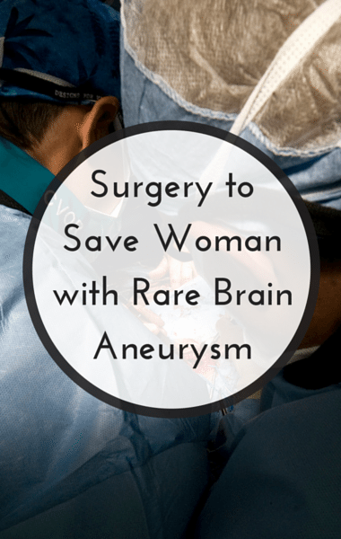 The Drs: Rare Brain Aneurysm + Tips For Successful Dating