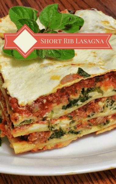 Rachael Ray: Short Rib Lasagna + Broccoli Rabe Hoagies