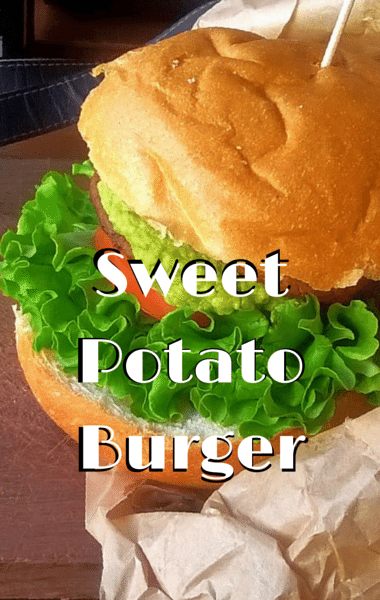 The Chew: Kelsey Grammer + Sweet Potato Burger Recipe