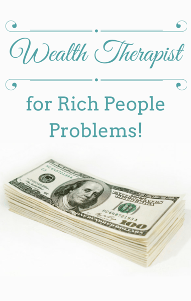 Drs: Wealth Therapist For The Rich + Risk Lawsuit To Help Victim?