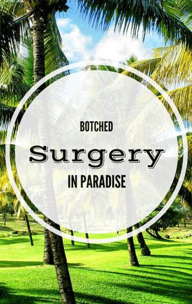 Drs: Punishment Or Endangerment + Botched Surgery On Vacation