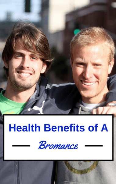 The Drs: Bromance Health Benefits + Controversial Plus-Size Ad