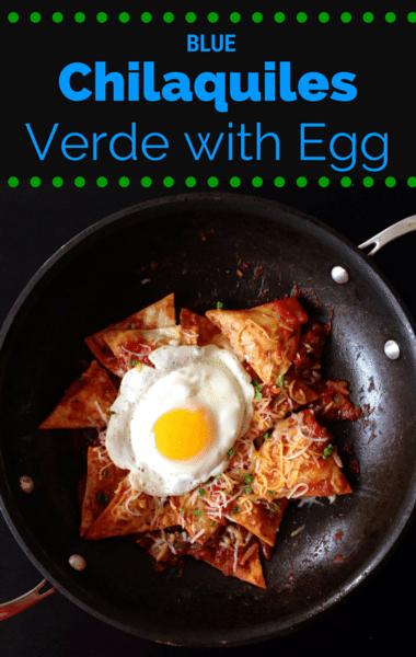 Rachael Ray: Chilaquiles Verde & Egg + Julianne Hough Breakfast