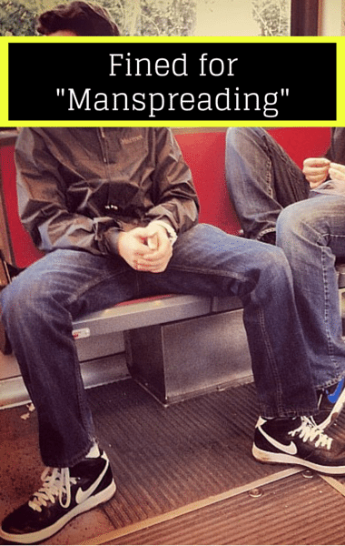 "Drs: ""Manspreading"" Subway Fine + Custody Fight With Surrogate"