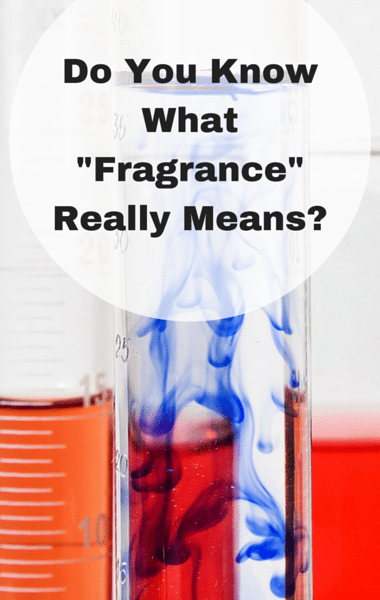Drs: Fragrance & Chemicals + Parents Sued For Sharing Pictures