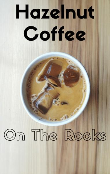 The Chew: Hazelnut Coffee On The Rocks + Honey Whiskey Cake
