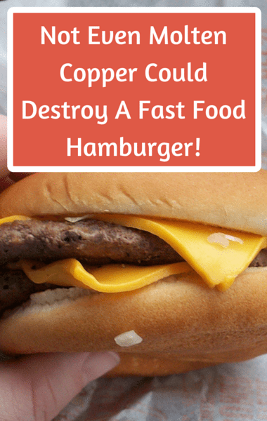 The Drs: Indestructible Fast Food + Unhealthy Baby Food To Avoid