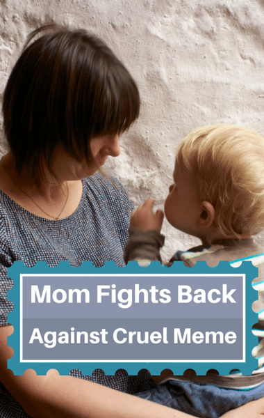 Drs: Mom Defends Son Against Cruel Meme + Scabies From The Gym