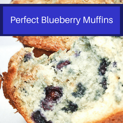 Rachael Ray: Blueberry Muffins + Jacques Pepin & Family Recipes