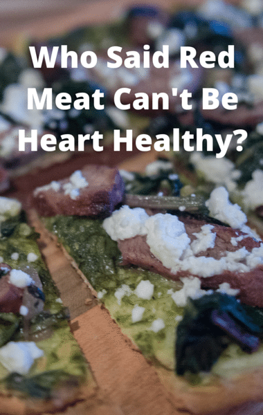 Drs: Red Meat & Pasta For Heart Health? + Anti-Aging Ingredients