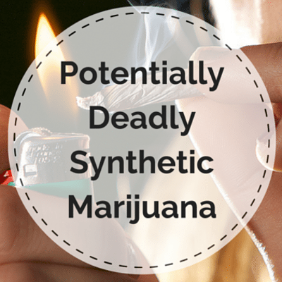 Drs: Synthetic Marijuana Warning + How To Safely Remove A Tick