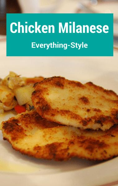 Rachael Ray: Curtis Stone Snack Hacks + Chicken Milanese Recipe