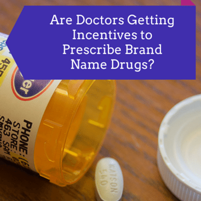 The Drs: Incentives To Prescribe Brand Name Drugs + Ideal Conceal