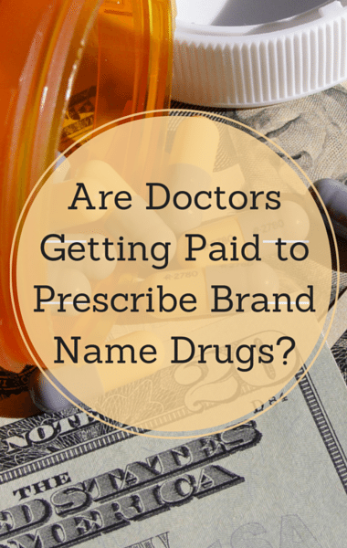 Drs: Paid To Prescribe Brand Names + Channing Tatum Interview