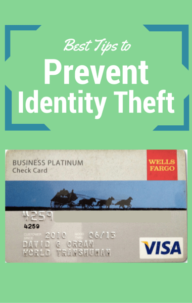 Drs: Prevent Identity Theft + Champ Foundation, Pearson Syndrome