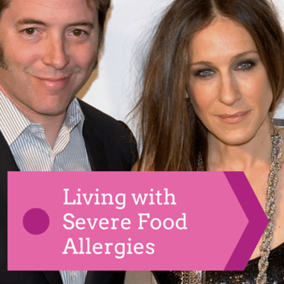 Drs: Sarah Jessica Parker Food Allergies + Prevent Muscle Loss