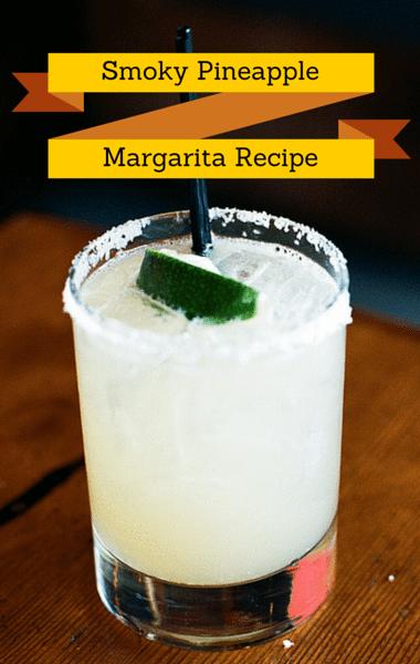 Rachael Ray: Smoky Pineapple Margarita + 7 Layer Black Bean Dip