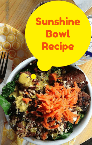 The Chew: Sunshine Bowl + Slow Cooker Soup & Turkey Meatballs