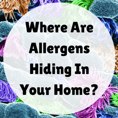 Drs: Avoid Home Allergens + Number 7 Anti-Aging Healthy Skin Care
