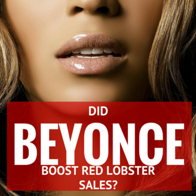 Drs: Beyonce & Red Lobster Sales Increase + Distracted Driving