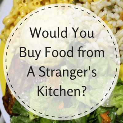 The Drs: Homemade Food From Stranger's Kitchen + Pregnancy Phobia