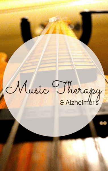 Drs: Sharing Family Connection To Alzheimer's + Music As Therapy