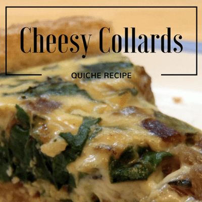 The Chew: Cheesy Collards Quiche + Chicken Milanese Parmesan