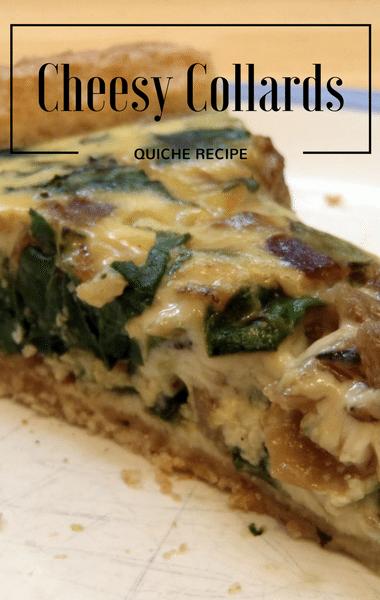 The Chew: Cheesy Collards Quiche + Chicken Milanese Parmesan
