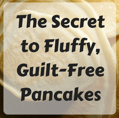 The Drs: Guilt-Free Pancakes + Beauty Treatment For Bigger Lips
